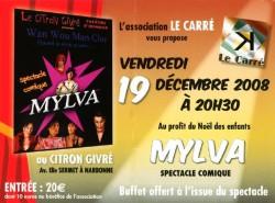 Invitation Décembre 2008,